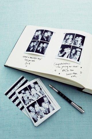 Guestbook ideas - Smashing the Glass Jewish Wedding Blog