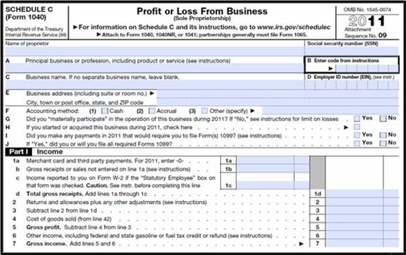 Smashwords \u2013 1040 Exam Prep Module X Small Business Income and