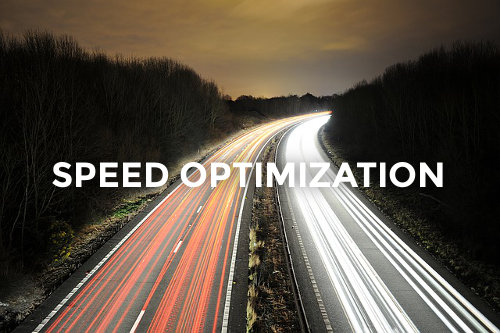 Speed optimization