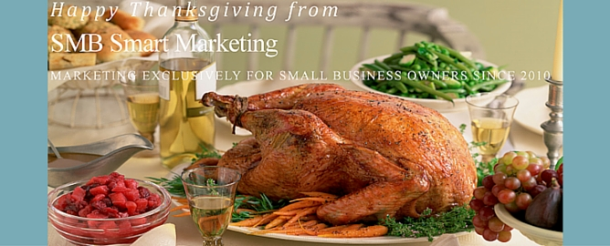 IMAGE_SMB Smart Marketing Thanksgiving
