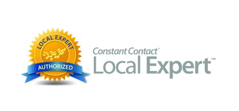 Constant Contact Authorized Local Expert Badge Large