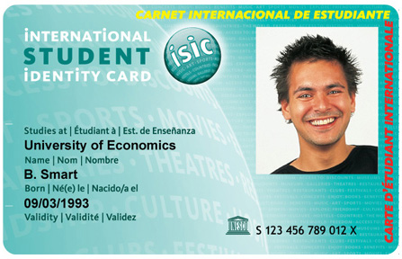 International Student Identification Card (ISIC) - Office of