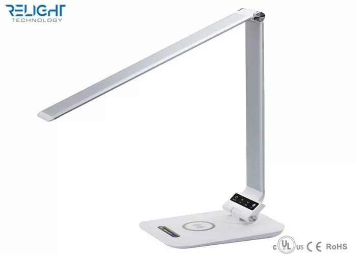Modern Sensitive Touch Wireless Charging Lamp Adjustable