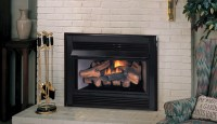 VCI3032 Superior Vent Free Gas Fireplace Insert with Logs ...