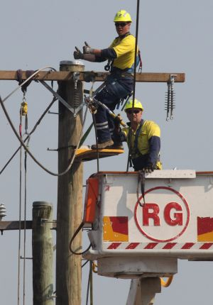 Ausgrid is looking to shed 1100 jobs.