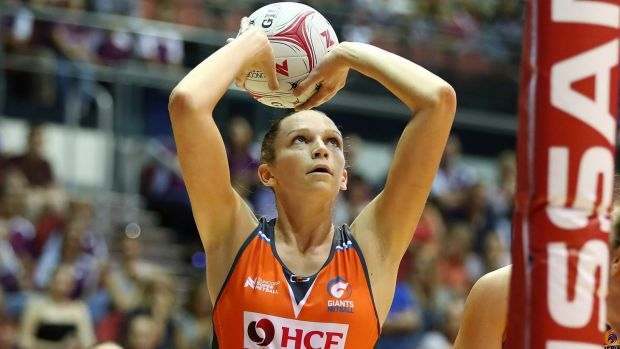 Super Netball Ladder Leading Giants Admit Improvement