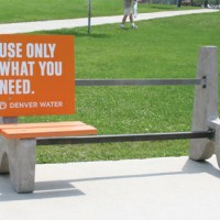 Clever and Creative Bench Advertisements.