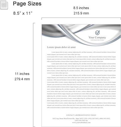 Letterhead Templates Features - SmileTemplates - free microsoft word letterhead templates
