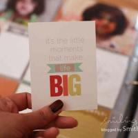 {Project Life: Week 12 + Free Printable Quotes}