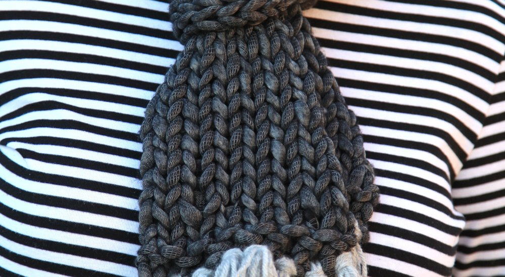Knitting A Scarf Quickly : Quick knit scarf with free pattern smitha katti