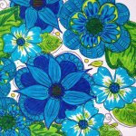 Tombow Markers : Blue Flowers