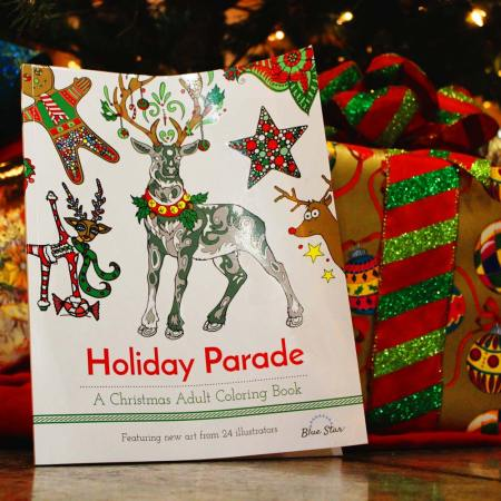 HolidayParadeBook