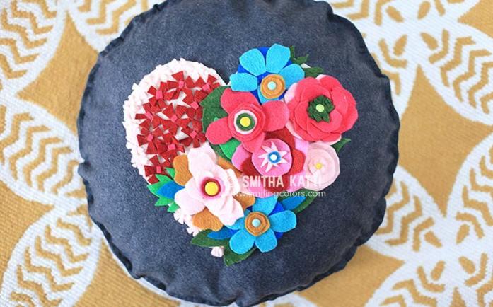 flowercushion