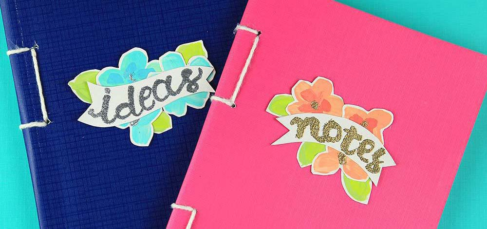 Handmade Journal Gift