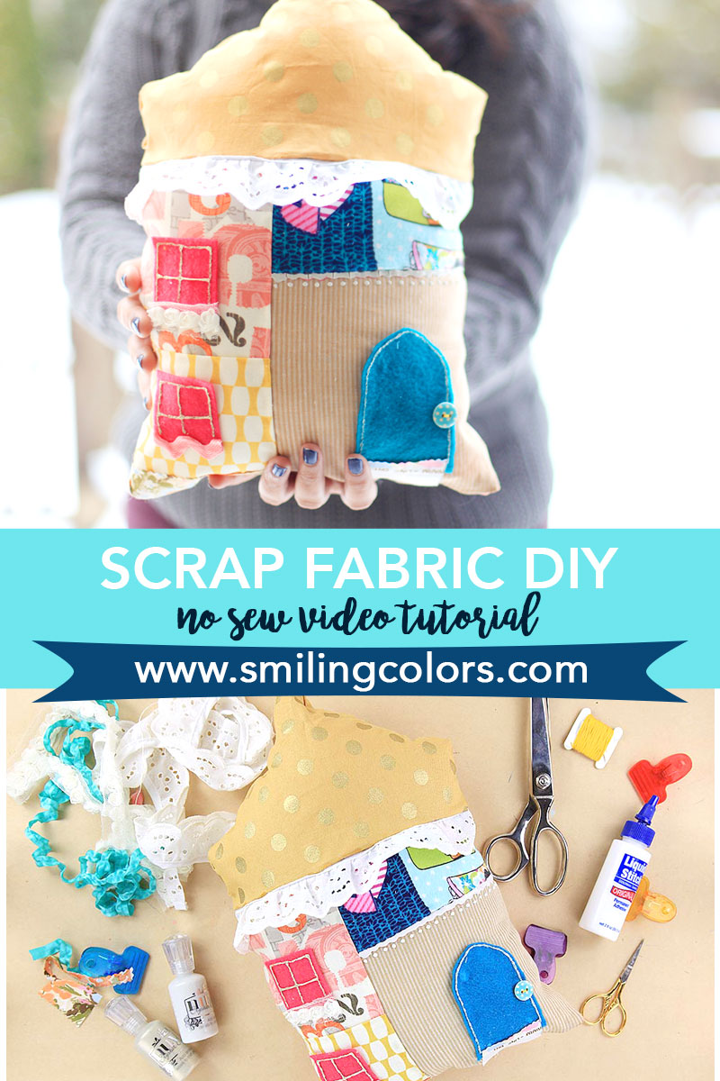 Scrap Fabric DIY