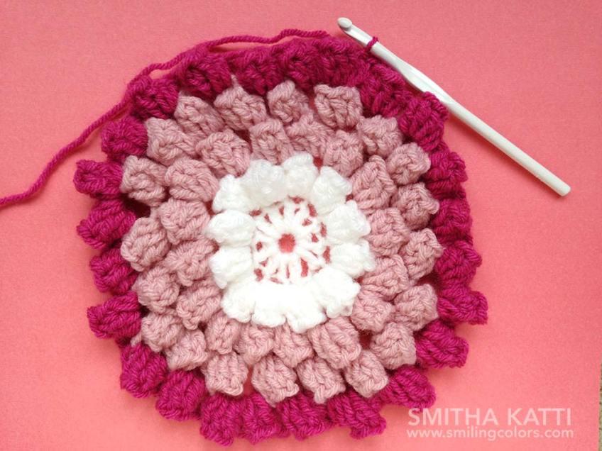 Crochet along 2017