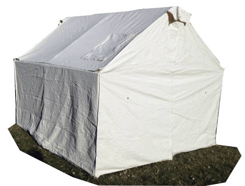 Canvas Wall Tents For Backcountry Adventures At Smith