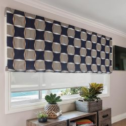 Splendent Free Measure Design Services Flat Roman Fabric Shades Smith Promotions Smith Curtains