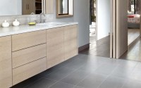 Modern Bathroom Cabinets in Bellingham and Seattle