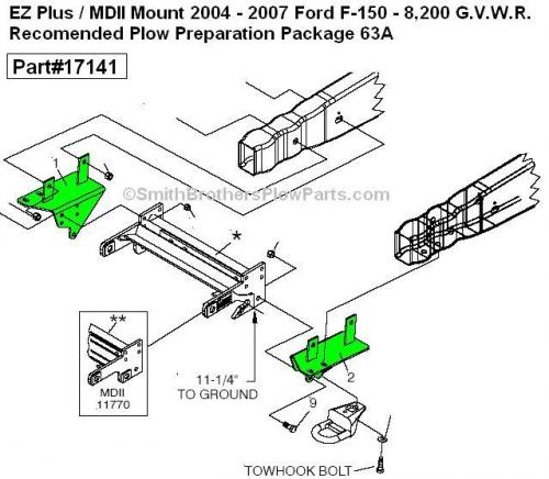 fisher plow wiring installation