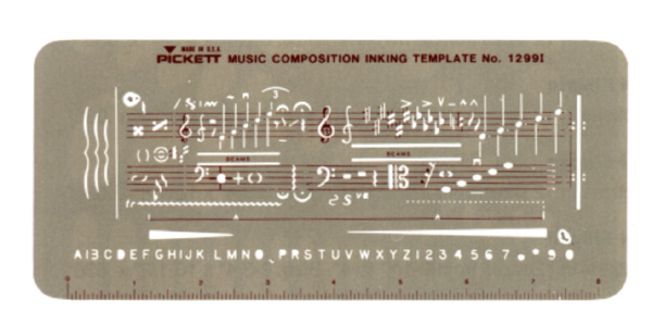 RAPIDESIGN TEMPLATES - music staff paper template