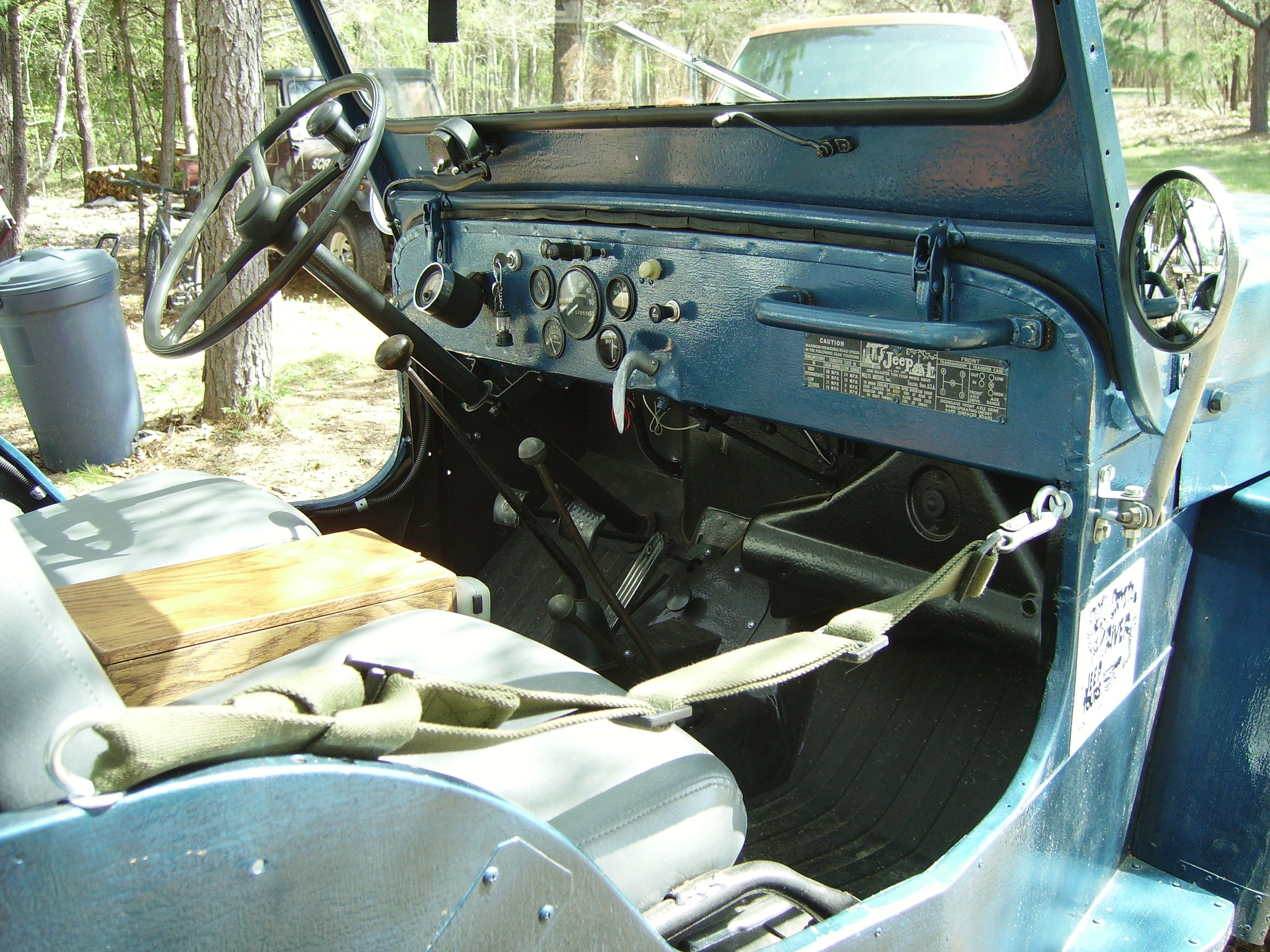 Entry9 1954 Willys Cj3b Completed Restoration
