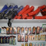 Life Jackets and Lures