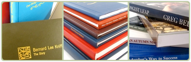 Hardcover Book Binding  Custom Book Binding at SmithPrintingnet