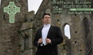 Irish Tenor Anthony Kearns