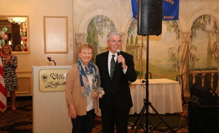 Suffolk Senior Award