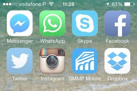 """APP """"SMMP Mobile"""""""