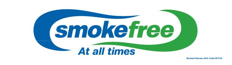 Signage \ stickers Health Promotion Agency Smokefree - car for sale sign template free