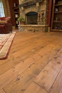 Unfinished Yellow Pine Flooring - Smoky Mountain Wood ...