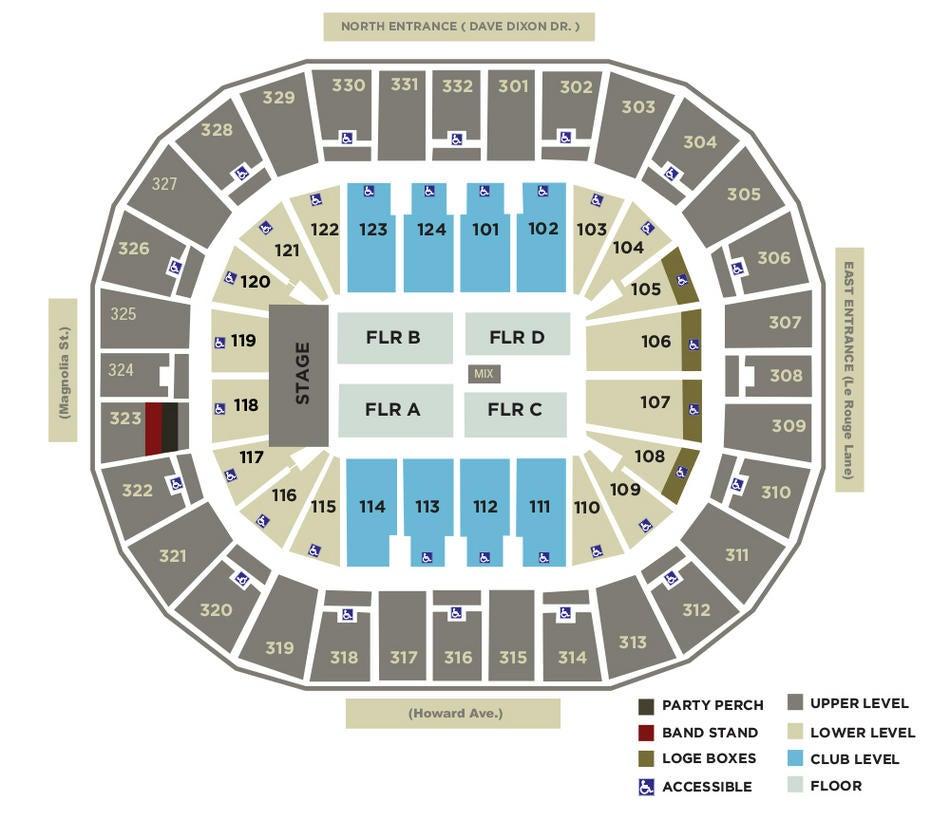 king center seating chart - Heartimpulsar