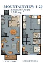 Bedroom Bath Floor Plan