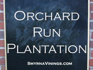 Orchard Run Plantation
