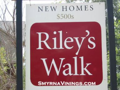 Rileys Walk in Smyrna