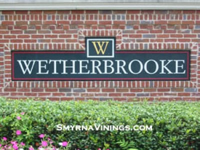 Wetherbrooke Homes in Smyrna