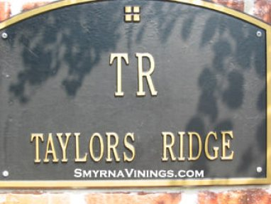 Taylors Ridge