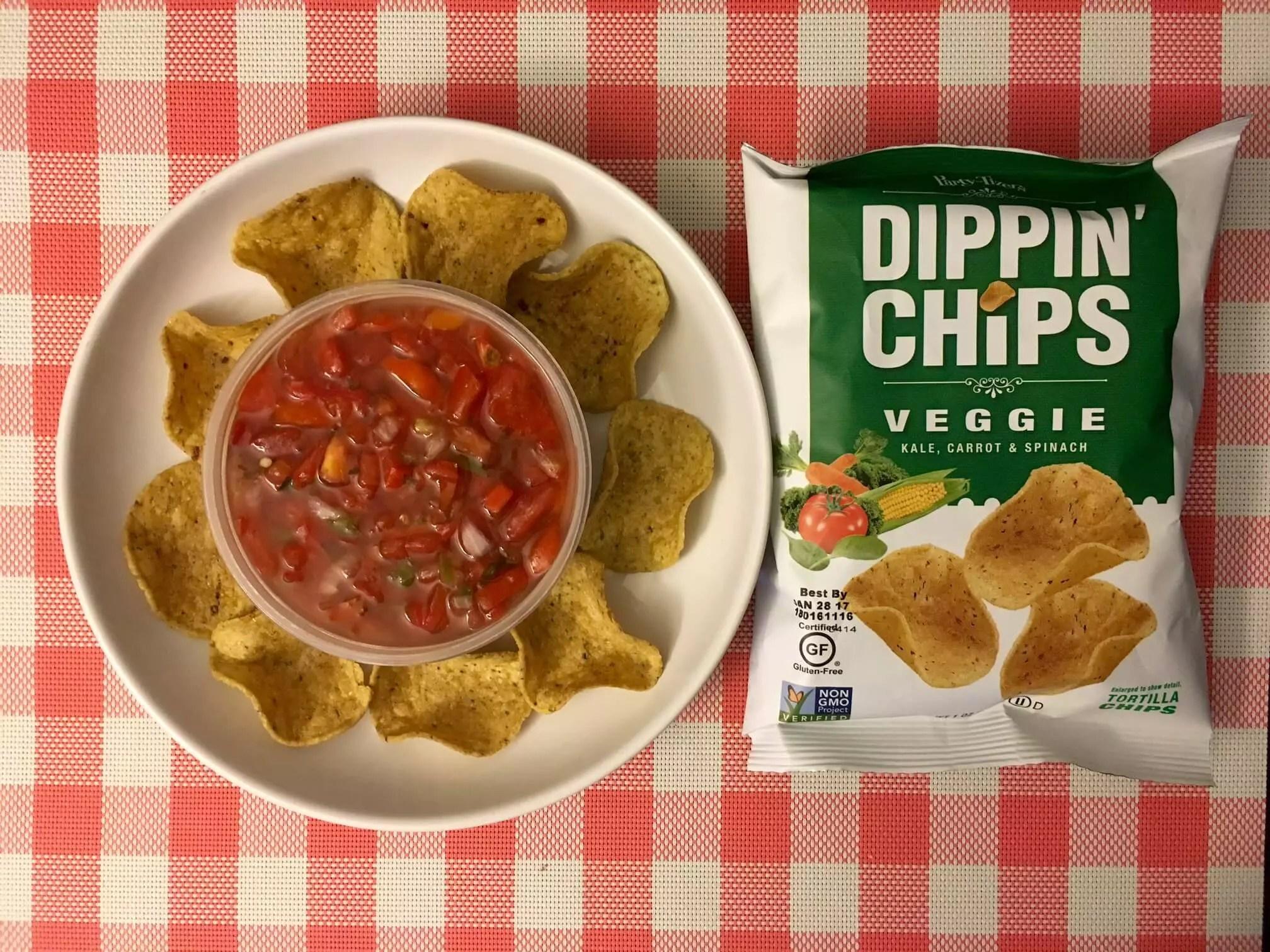 Fullsize Of Healthy Alternative To Chips