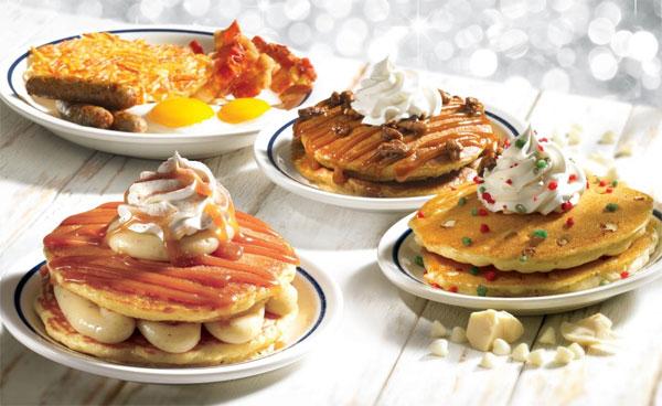 6 Pancakes Ihop Breakfast Menu Photo - Restaurant Ihop Pancakes