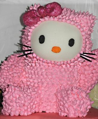 8 Hello Kitty Easy Cupcakes Decorating Ideas Photo - Hello Kitty
