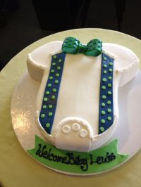 9 Baby Bow Tie Cakes Photo - Bow Tie Baby Shower Cake, Bow ...