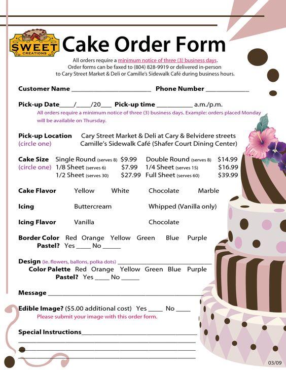 cake order form - Bogasgardenstaging