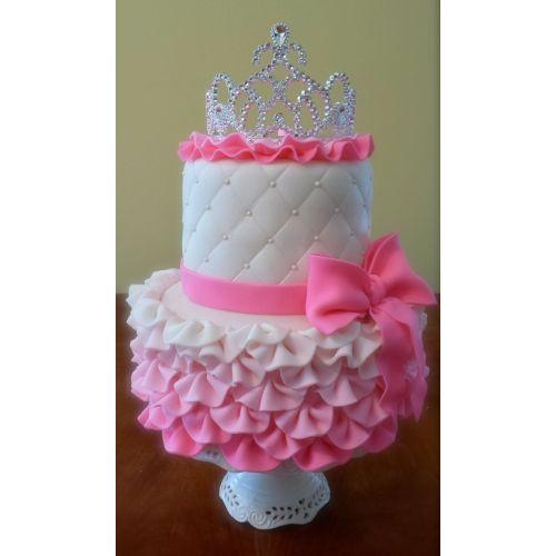 Medium Crop Of Princess Birthday Cakes