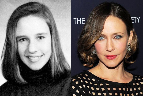 Vera Farmiga Then And Now