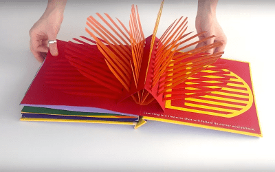 22+1 Awesome Pop-Up Books For Designers