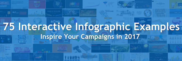 75 Interactive Infographic Examples to Inspire Your Content Team