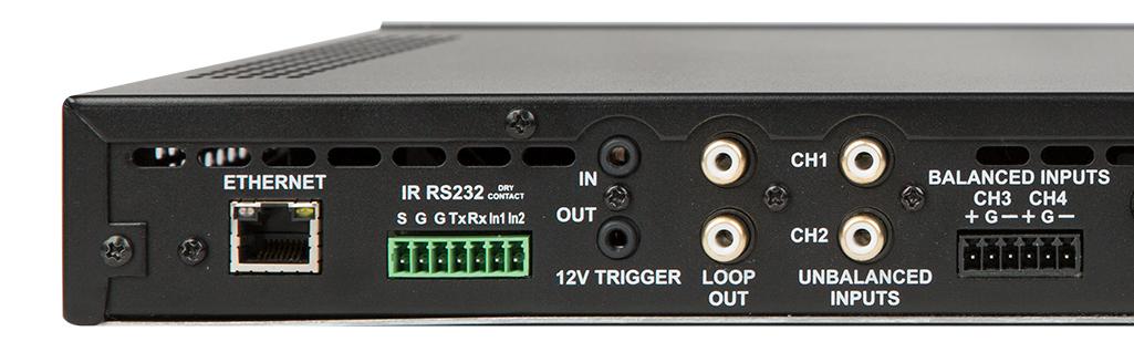 Episode® IP-Enabled 70V Amplifier