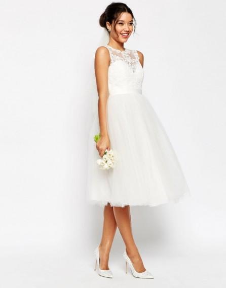 unformal wedding dresses short fitted wedding dresses Unformal Wedding Dresses 20